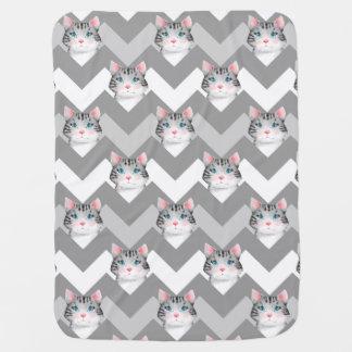 Cats! Baby Blanket