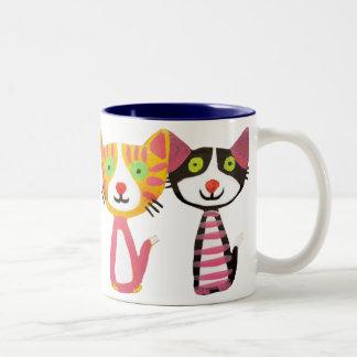 cats cats cats mugs