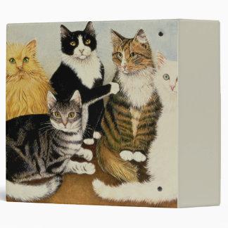 Cat's Cradle Vinyl Binders