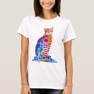 CATS DANCING COLORS T-Shirt