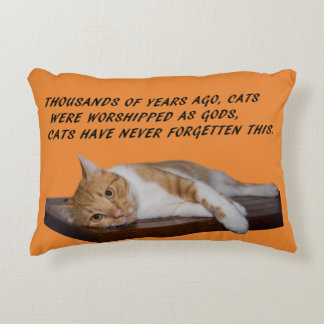 CATS DECORATIVE PILLOW
