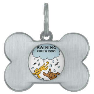 Cats & Dogs Pet Tag