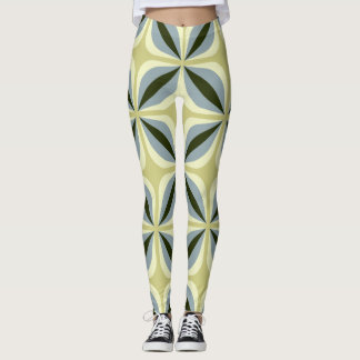 cats eye leggings