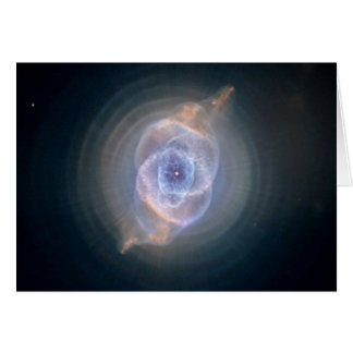 Cat's Eye Nebula Card