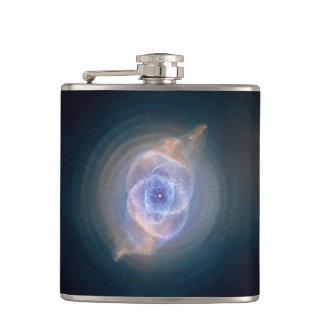 Cats eye nebula flask