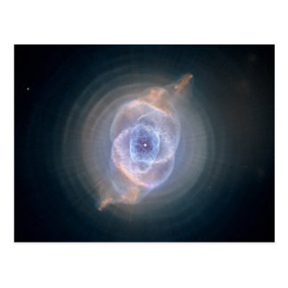 Cat's Eye Nebula Postcard