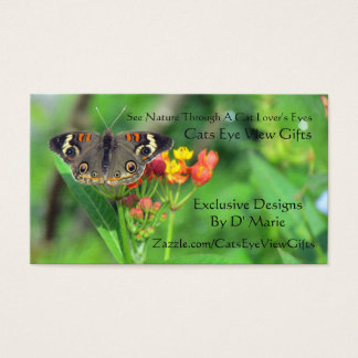 Cats Eye View Gifts Business Cards