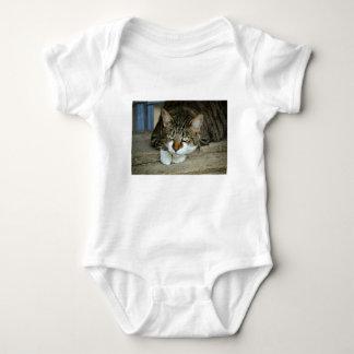 Cat's Eyes Baby Bodysuit