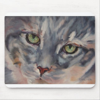 Cat's Eyes mouse pad
