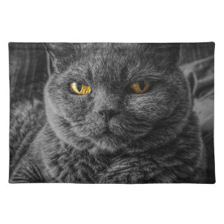 Cat's Eyes Placemat