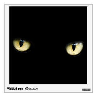 Cat's Eyes Wall Decal