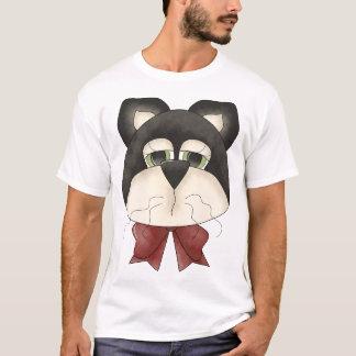 Cats Face Mens T-Shirt