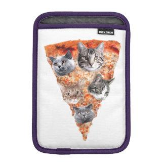 Cats For the Pizza-Lover iPad Mini Sleeve