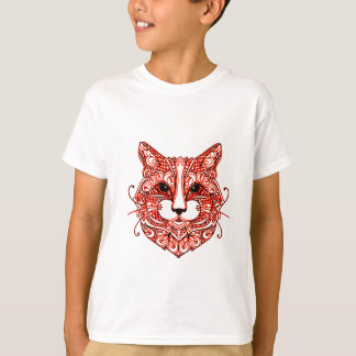Cat's Head 2 T-Shirt