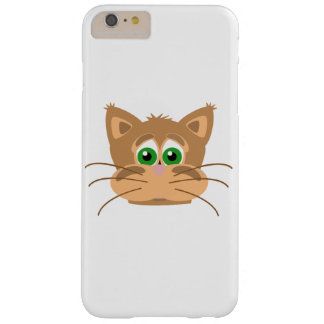 Cat's Head Barely There iPhone 6 Plus Case