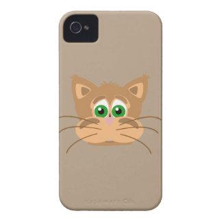 Cat's Head iPhone 4 Cover