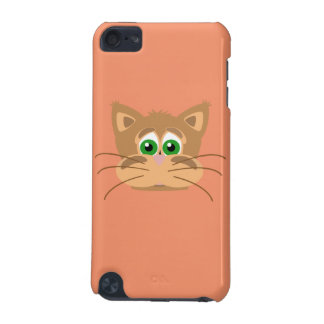 Cat's Head iPod Touch (5th Generation) Cover