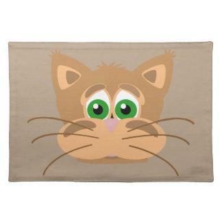 Cat's Head Placemat