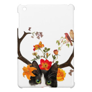 Cat's Horns iPad Mini Cover