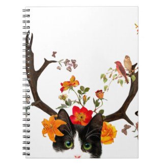 Cat's Horns Notebooks