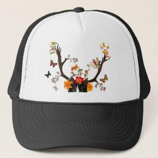 Cat's Horns Trucker Hat