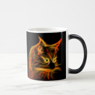 Cat's Imagination Magic Mug