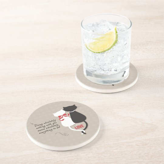 Cats in Love Coaster