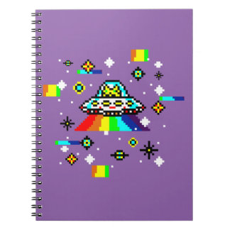 Cats invaders notebook