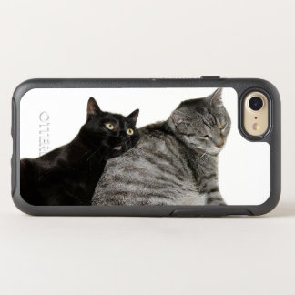 Cats love OtterBox symmetry iPhone 8/7 case