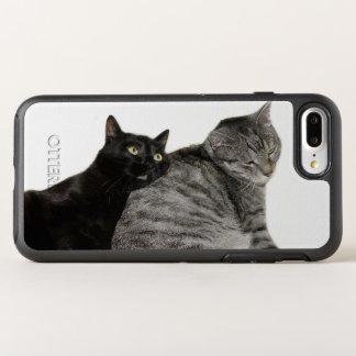 Cats love OtterBox symmetry iPhone 8 plus/7 plus case
