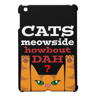 Cats Meowside - iPad Mini iPad Mini Cover