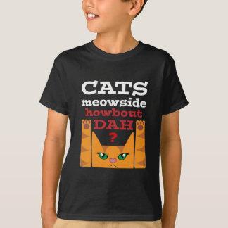 Cats Meowside - Kids Shirt