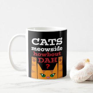Cats Meowside - Mug