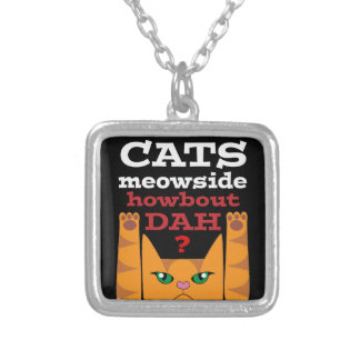 Cats Meowside - Necklace