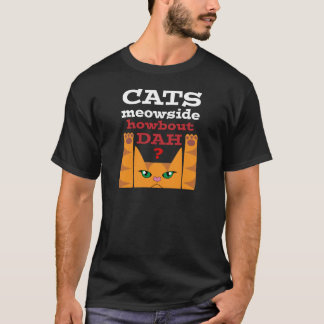 Cats Meowside T-Shirt