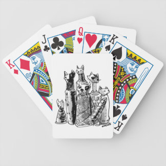 cats_mummies_seffaf poker deck