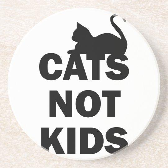 Cats Not Kids Coaster