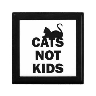 Cats Not Kids Gift Box