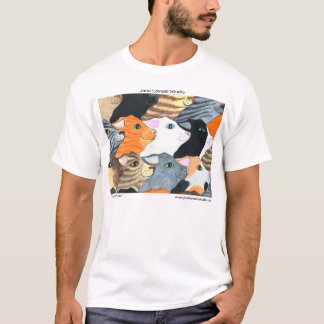 Cats on Parade Shirt
