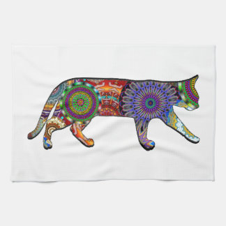 Cat's Play Kitchen Towel