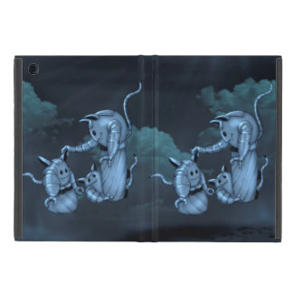 CATS ROBOTS ALIEN CUTE iPad Mini iPad Mini Case