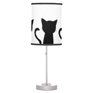 Cats Table Lamp