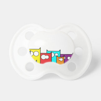 cats town pacifier