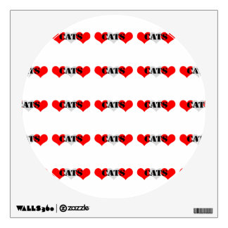 Cats Wall Sticker