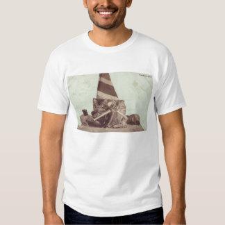 Cats Warriors Bold Tee Shirts