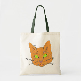 Cat's Whiskers Tote Bag
