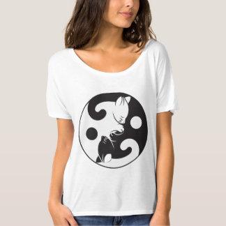 Cats Yin & Yang T-Shirt