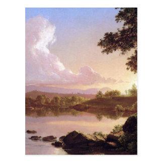 Catskill Creek by Frederick Edwin Church Postcard