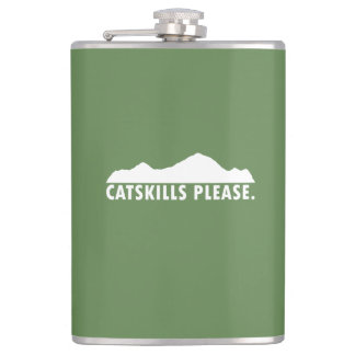 Catskills Please Hip Flask