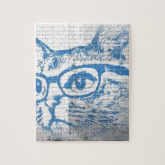 Catswearingglasses Puzzle